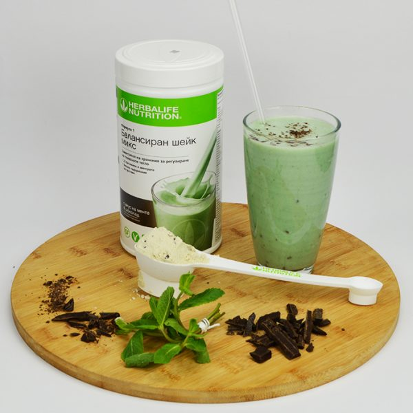 shake - mint front